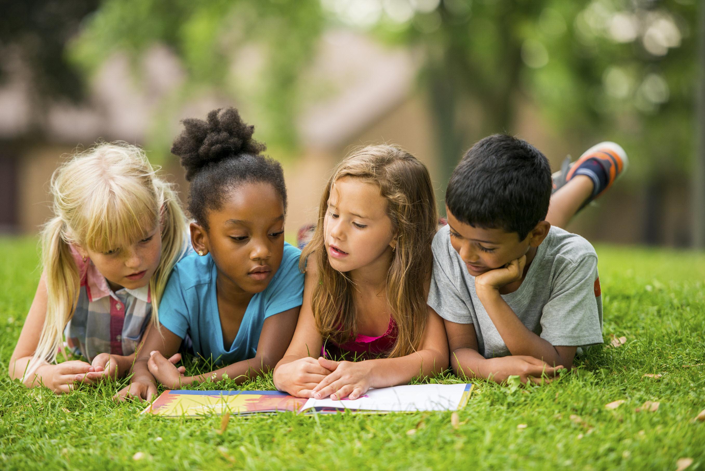 Картинка с людьми детские